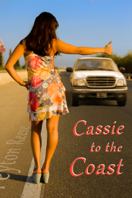 Cassie to the Coast - cover
